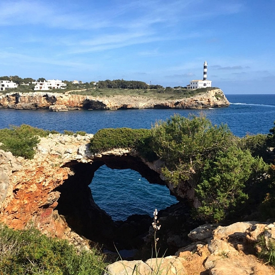 Isla de Mallorca en bicicleta - Portocolom