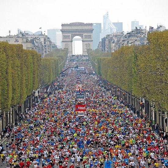 Maratón de París 2019