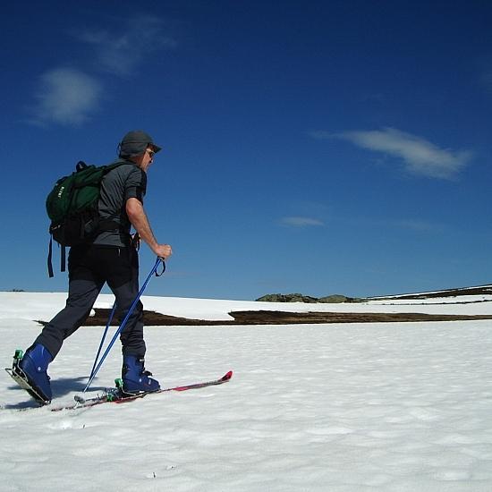 Esquí de Travesía en Sanabria