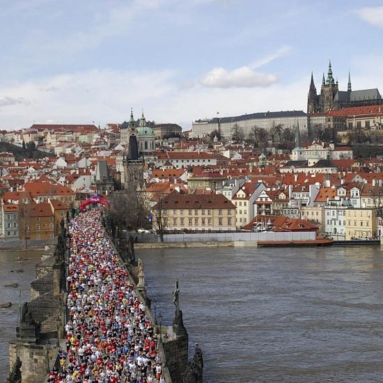 Maratón de Praga 2019