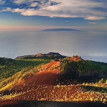 Senderismo en La Palma