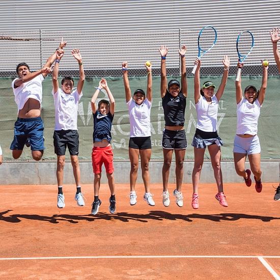 Programa de Entrenamiento JUNIOR Rafa Nadal Academy
