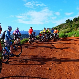Del Cielo al Mar (Isla de Palma en Bicicleta)