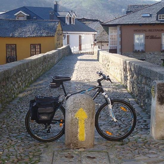 Camino Francés en Bicicleta (Camino de Santiago)