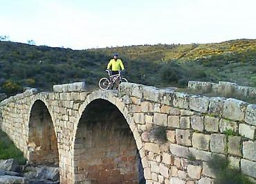 La revista alemana Roadbike se interesa por Extremadura como destino de cicloturismo