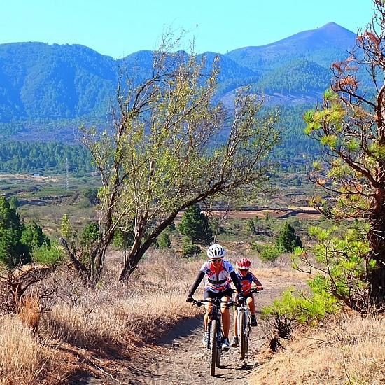 Isla de La Palma en Bicicleta
