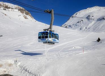 Esquiar en verano y en Europa!!