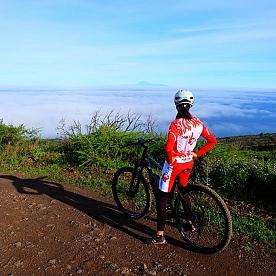 Entre Niquiomo y el Teide (Isla de Palma en Bicicleta)