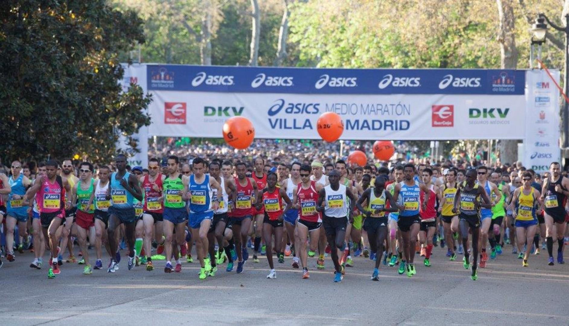 asics media maraton madrid 2017